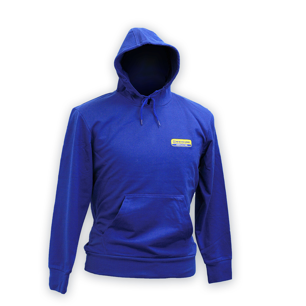 NH Omega Hooded Sweater - ROYAL