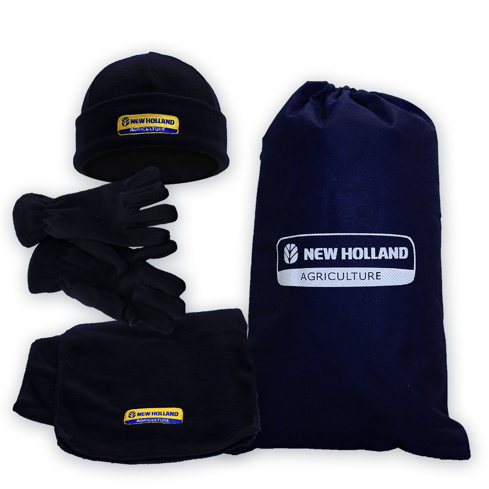 NH Greenland Fleece Set - NAVY